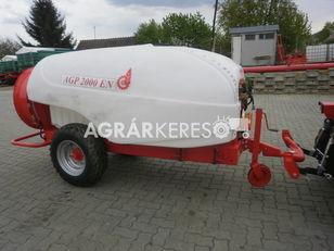new Agromechanika AGP-2000 EN air-blast sprayer
